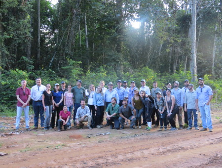 Pecsa takes part on the Tropical Forest Alliance 2020